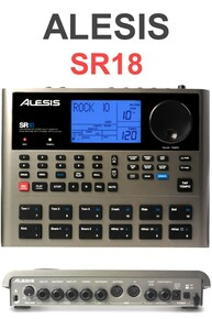 Alesis sr18 midi drum machine interface $10 Instant Coupon use Promo Code: $10-OFF