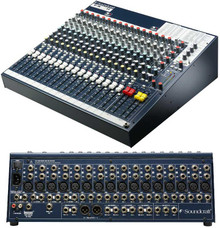 Soundcraft FX16II lexicon effects audio mixer $50 Instant Coupon use Promo Code: $50-OFF