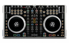 NUMARK N4 4 Deck DJ Controller Workstation with Serato Software $20 Instant Coupon Use Promo Code: $20-OFF
