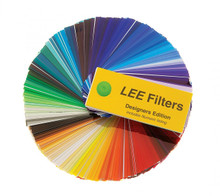 """Quick Location Pack 15 Lee 12""""x10"""" Professional lighting filters"""