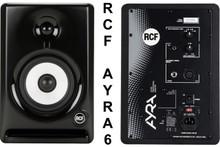 RCF AYRA 6 Nearfield Reference Studio Computer Monitors