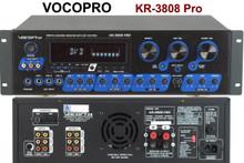 VOCOPRO KR-3808 PRO Rackmount Digital Karaoke Receiver $5 Instant Coupon use Promo Code: $5-OFF
