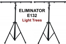 Eliminator e132 Black 9' light stand pair with 4' crossbars $5 Instant Coupon use Promo Code: $5-OFF