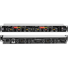 ART SCL2 Dual / Stereo Compressor / Limiter / Expander / Gate Rackmount Processor