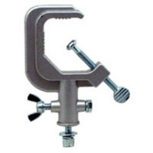 Techni-Lux aluminum c-clamp-hdq quick release Pin