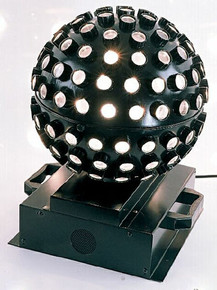 MBT ME4710 SPINNING STAR White Light Centerpiece Mirror Ball Effect $10 Instant Coupon Use Promo Code: $10-OFF