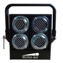 Techni-Lux bank4 par36 punch light audience blinder $20 Instant off use Promo Code: bank4