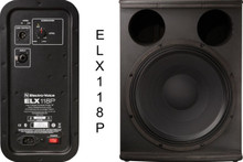 "EV ELX118P LIVE X 700w 18"" Powered Sub-Woofer $20 Instant Coupon use Promo Code: $20-OFF"