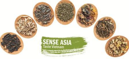 Sense Asia Herbal Teas