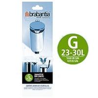 Brabantia 30 Litre Bin Liners (G)