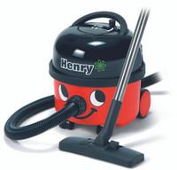 Henry Vacuum Cleaner 9lt in Red