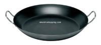 Mauviel M'Steel 42cm Paella Pan