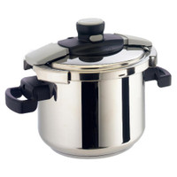 Tefal Clipso Easy 4.5 Litre Pressure Cooker