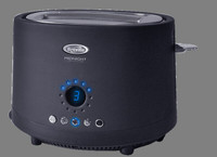 Breville TT75 Midnight Black Toaster