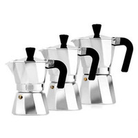 La Cafetiere Andorra Express 9 Cup Espresso Maker
