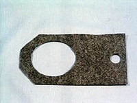 Felt Gearbox Cover (Lower)