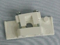 Cord Clamp Assembly (White) 19.6mm
