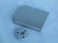 Liquidiser Outlet Cover (Silver - SR1) & Spigot