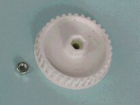 Large Pulley & M6 Nut
