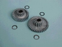 Intermediate & Penultimate Gears & Washers