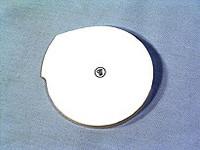 Liquidiser Outlet Cover