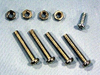 Gearbox Assembly Bolt Kit
