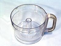 Bowl (PC - Light Grey, Aluminium Trim)