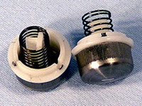 On/Off Switch Buttons & Springs (Pair)