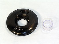 Lid and Filler Cap (Black)