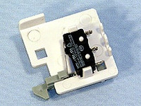 Microswitch & Interlock Assembly (Black Lever)
