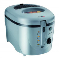 Breville Deep Fryer in Silver VDF054