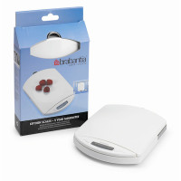 Brabantia Digital Kitchen Scale in White