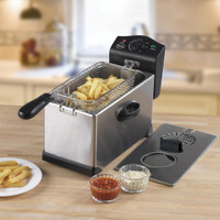 Swan SD6040N 3 Litre Stainless Steel Deep Fryer