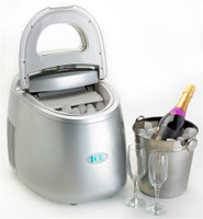 The Ice Appliance Portable Ice Cube Maker