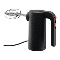 Bodum Bistro Electric Hand Mixer in Black