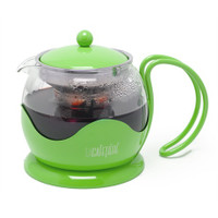 La Cafetiere 2 Cup Teapot in Apple Green