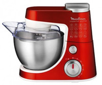 Moulinex Masterchef Gourmet Kitchen Machine with Mincer & Juicer