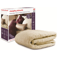 Morphy Richards 620012 Double Dual Fleece Matress Cover