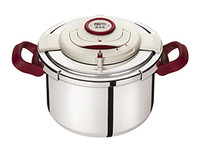 Tefal 8 Litre Clipso Control Pressure Cooker