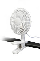 Lloytron 6 Inch Clip on Fan
