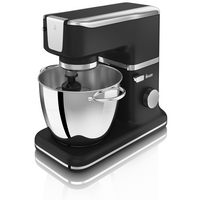 Swan SP21010BN Vintage Stand Mixer in Black