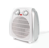 Lloytron F2007WH Upright Premium 2Kw Fan Heater in White