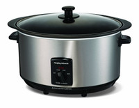 Morphy Richards 48705 Sear and Stew 6.5 Litre Slow Cooker