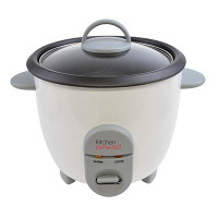 Lloytron Kitchen Perfected Automatic Non Stick Rice Cooker, 350 W