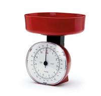Prestige Kitchen Scales in Red