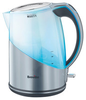 Breville Brita Filter Jug Kettle in Silver