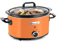 Crock-Pot 3.5 Litre Slow Cooker in Butternut