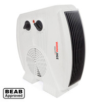 Lloytron Stay Warm Upright and Flatbed Heater 3 kW
