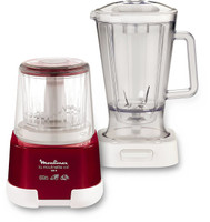 Moulinex Moulinette Blender and Chopper Set