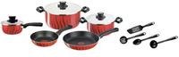 Tefal Tempo Flame Dutch Oven Pan Set